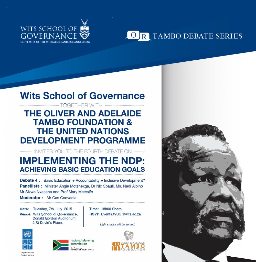 INVITATIONf2_OR Tambo Debate_Education_7July 2015
