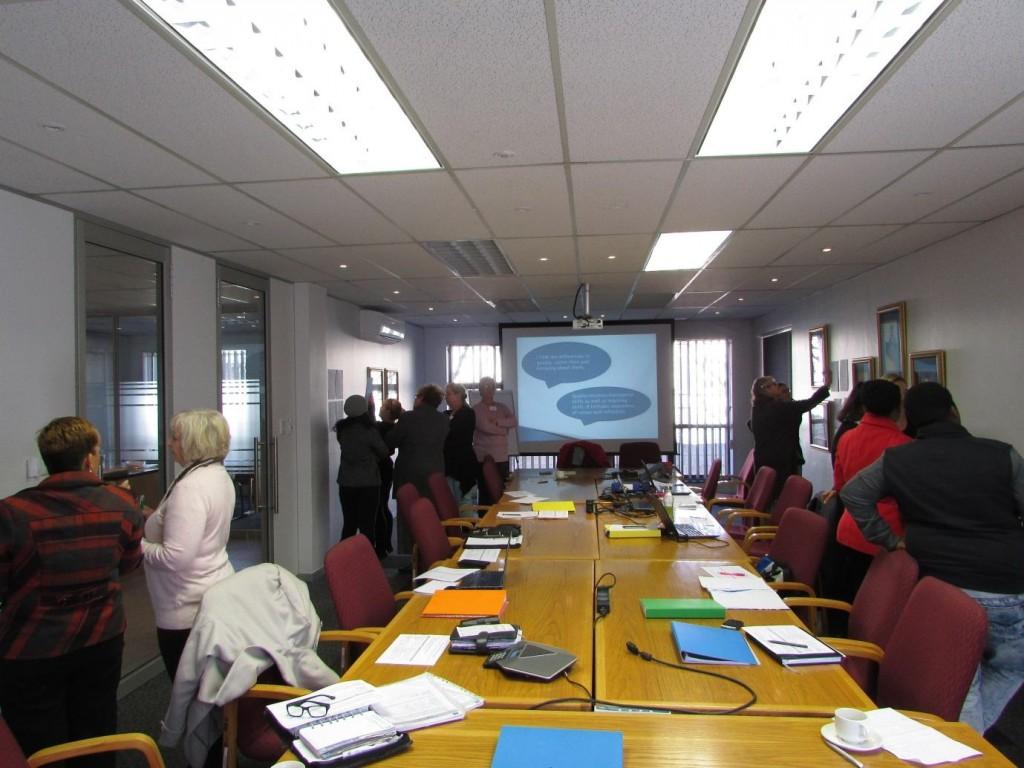 ECD workshop 1